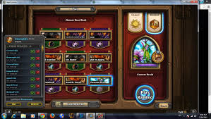 Hearthstone Decks Druid 2016 by Top 100legend Ysera Ramp Druid 70 Winrate With Guide Na