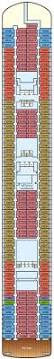 Island Princess Baja Deck Plan by Barrier Reef Discovery Cruiseabout Nz