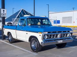 1976 Ford F100 Utility / Pickup   The 36th