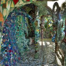 mosaic tile house venice california los angeles california