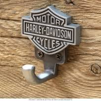 Harley Davidson Bar And Shield Single Coat Hook
