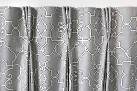 how to make pinch pleat curtains with pleater tape ofs maker s mill