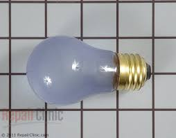 electrolux refrigerator lighting light bulb parts