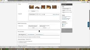 Ebay Home Decorative Items by How To List An Item On Ebay Youtube