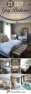23 Cozy Grey Bedroom Ideas That You Will Adore