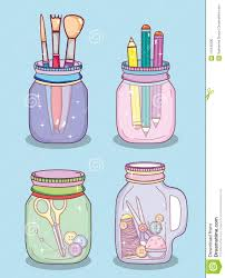 Download Do It Yourself Crafts Concept Stock Vector