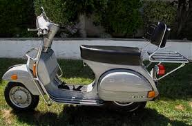 1979 Vespa Piaggio P125X For Sale