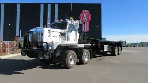 100 Tri Axle Heavy Haul Trucks For Sale Edmonton Kenworth