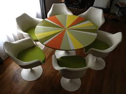 Koala Sewing Cabinets Ebay by Vintage Modern Tulip Chair Set Furnish Me Vintage Cindie U0027s