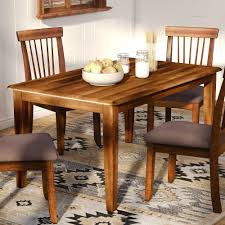Bay Isle Home Solange Dining Table & Reviews   Wayfair Standard Fniture Rossmore 7 Piece Rectangular Ding Set Dunk Maison Ranges Room Just Imagine The Beautiful Dinner Parties You Could Throw With This China White Nordic Event Party Table Tms Lucca 5 Multiple Colors Walmartcom 50 Outdoor Ideas You Should Try Out This Summer Tables And Chairs For Sale Wooden Buy Aspenhome New Year Christmas Style Chair Cover Decoration 2017 Bay Isle Home Solange Reviews Wayfair 5pcs Metal 4 Breakfast Black Dinner Mistana Thomasson
