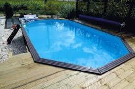 margelle piscine en bois gardipool oblong 8 10 x 4 60 x 1 33 margelle ipe piscine bois