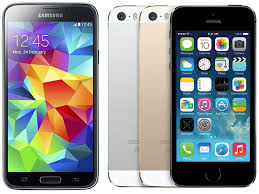 Samsung Galaxy S5 vs iPhone 5S Which smartphone would you