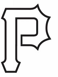 Pittsburgh Penguins Pumpkin Stencil Free by Pittsburgh Pirates Coloring Pages Intended To Inspire In Coloring