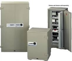 Fireproof Media Storage Safes