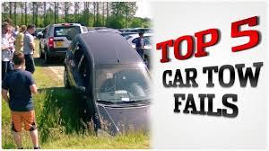 Top 5 Car Tow Fails   JukinVideo Top 5 - YouTube