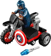 100 Lego Tanker Truck Marvel Super Heroes Captain America Civil War Brickset LEGO