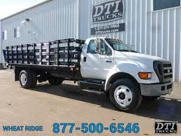 Flatbed Trucks For Sale In Colorado