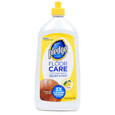 pledge ready to use 27 oz wood floor cleaner 6 pack 81316 the
