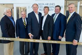 Delta ficially Opens New Advanced Manufacturing Facility at