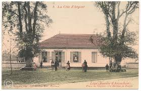 bureau des postes ferret d avant cartes postales anciennes de la commune de lège