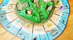 Survivor Board Game By Mattel
