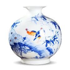 blumen dekoration keramik granatapfel vase dekoration