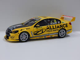1:18 Holden VF Commodore - Trucks Parts Racing Dunlop Series (A ...