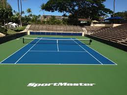 Tennis Court Resurfacing And Repair In Fort Lauderdale And Miami FL Hamptons Grass Tennis Court Zackswimsmmtk Wish List Pinterest Brilliant Design How Much Is A Basketball Court Easy 1000 Ideas Unique To Build In Backyard Sport Cost With Awesome Sketball Outdoor Sport Tile Backyards Enchanting An Outdoor Tennis 140 To Make The Concrete Slab Is Great Exercise For The Whole Residential Sportprosusa Goods Half Can Add On And Paint In Small Pinteres Multi Poles Voeyball