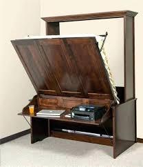 Desk Murphy Bed Desk And Bed Decor Diy Murphy Bed Desk bo