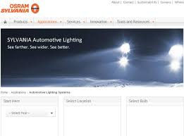 osram sylvania automotive lighting guide lilianduval