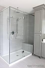 porcelain shower pan fiberglass tile can you install flattering 3
