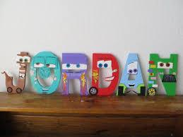 Best 25 Paint wooden letters ideas on Pinterest