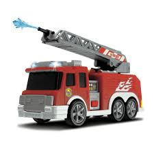 Driving Force RC Fire Engine - £10.40 - Hamleys For Toys And Games