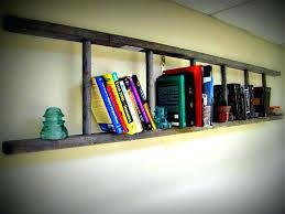 bookcase wooden ladder shelf furniture for kids corner wooden