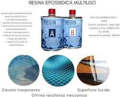 resin pro non toxic clear epoxy resin resin hardener water effect glossy artistic creations restoration surface coating modelling diy