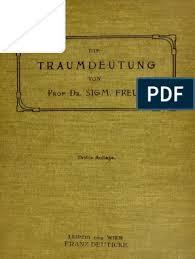 deuticke freud 1911 traumdeutung 3te pdf