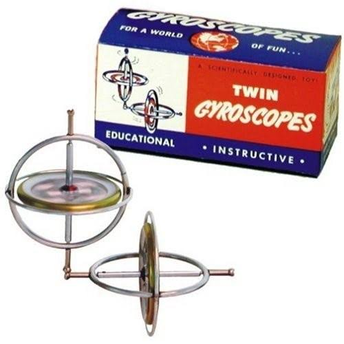 Tedco Gyroscope - Twin Pack
