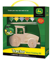 Masterpieces Large Wood Paint Kit-John Deere Tractor | JOANN Handy Home Products Majestic 8 Ft X 12 Wood Storage Shed John Deere Dresser Side View Bedroom Fniture Pinterest 1st Farming Fun On The Farm Playset Toysrus Education Amazoncom Masterpieces Paint Kit 16th Big Farm 6210r With Frontier Grain Cart 25 Unique Toy Barn Ideas Wooden Toy Mini Handcrafted 132 Scale Heirloom Barn Rungreencom Toys And Games Kids Cowboy Accsories Pfi Western Ana White Green Shelf Diy Projects 303 Best Deere Images Jd Tractors Sets Tractors