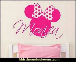Minnie Mouse Bedroom Decorations by Decorating Theme Bedrooms Maries Manor Mickey Mouse Bedroom