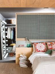 transparente schlafzimmer loft in barcelona wohnideen