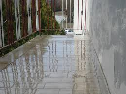 Patio Liquid Waterproofing For Balconies Water Resistant