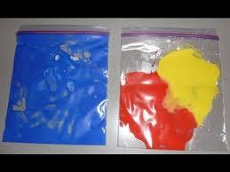 Activity Mixing Paint Colors