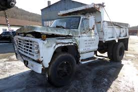 1978 FORD F600 SALVAGE TRUCK FOR SALE #558211