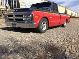 1969 GMC Pickup For Sale | ClassicCars.com | CC-1062980