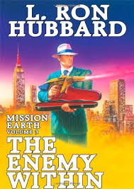 Mission Earth Book Series The Enemy Within