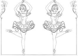 Barbie Ballerina Coloring Pages Of Castles