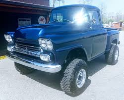 1958 GMC Pickup - 4X4 - 383 STROKED V8 TRUCK - Stock # 5844GASR For ... Diesel Dodge Ram 3500 In Illinois For Sale Used Cars On Buyllsearch 2018 Chevrolet Silverado 1500 For Near Homewood Il Nissan Titan Xd In Elgin Mcgrath 2019 Sherman Chicago 2006 Ford F150 White Ext Cab 4x2 Pickup Truck Gmc Trucks 2016 Hoopeston Have Canyon Dw Classics On Autotrader St Elmo Autocom Chevy Columbia New Weber Car Dealer Lyons Freeway Sales