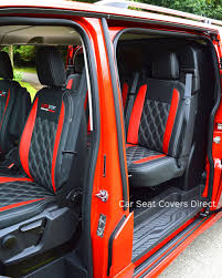100 Custom Seat Covers For Trucks D Transit Sport Crewcab Tailored Car