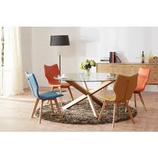 AGAVE ROUND DINING TABLE