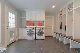 Combination Mudroom Laundry Room